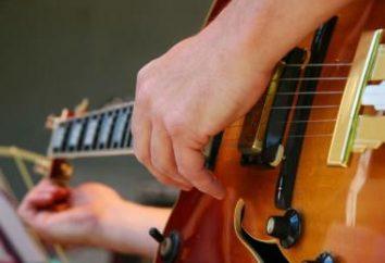 afinações de guitarra – familiaridade
