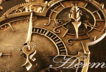 Horloge Grand-père Hermle: instruction, examen, commentaires