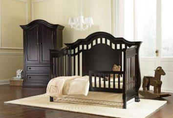 Trasformatore letto per bambini – approccio razionale alla disposizione della stanza dei bambini