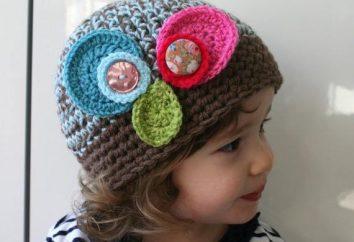 Knitting: baby kapelusz szydełka. Kilka pomysłów