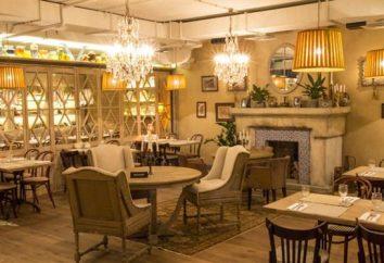 Il miglior ristorante georgiano a Mosca. Panoramica di ristoranti di Mosca con cucina gourmet e georgiane recensioni