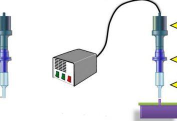 Ultradźwiękowego zgrzewania tworzywa sztucznego, z tworzyw sztucznych, metali, tworzyw sztucznych, profili aluminiowych. Zgrzewanie ultradźwiękowe: technologii, zagrożenia