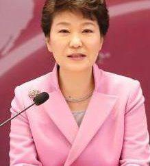 Geun-hye Parc – la première femme présidente de la Corée du Sud