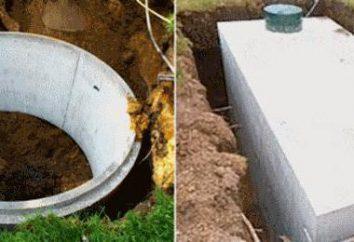 Quel est le meilleur: une fosse septique ou fosse septique? égouts autonome pour une maison de campagne