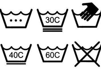 Nos ocupamos de las cosas bien: las etiquetas de identificación en la ropa