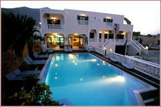 Günstige Hotels in Santorini, Griechenland