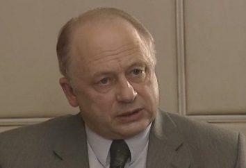 Acteur Andrei Tolubeev: biographie et filmographie