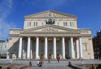 Moskwa teatr: historia, lokalizacja, ocena, zdjęcia, repertuar