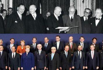 ¿Cuántos países de la UE? La base y la historia de la organización. Reino Unido y la UE