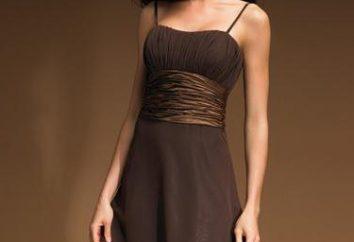 De quoi porter robe brune? Conseils mode