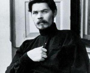 L'uomo nelle opere di Gorky. Amaro: il monologo di un uomo