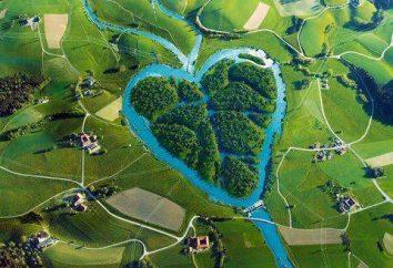 Qu'est-ce qu'un affluent de la rivière? La détermination de la description, caractéristiques