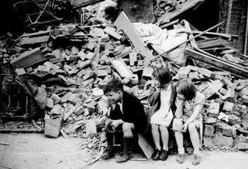 Les principaux résultats de la Seconde Guerre mondiale