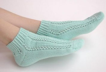 Como a tricotar meias arrastão raios?