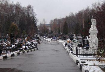 cementerio Pokrovskoye en Moscú (Chertanovo). ¿Es posible organizar un funeral aquí hoy?