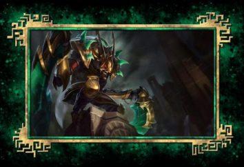 Spiel League of Legends, Kaziks: Hyde, Beschreibung, vorbei und Empfehlungen