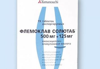 "Come scegliere analoghi ""Flemoklav soljutab""?"