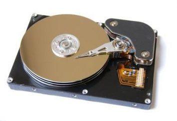 Was ist die Formatierung der Festplatte