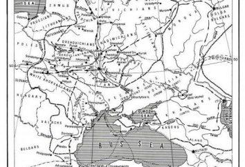 Rusia antigua: el capital. ¿Qué ciudad era la capital de la antigua Rusia?