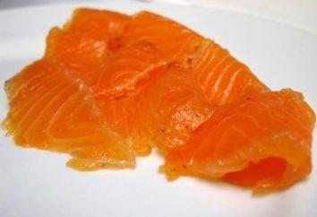 Comment mariner le poisson rouge à la maison – le saumon, le saumon, la truite