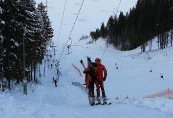 """""""Polazna"""" – ośrodek narciarski w regionie Perm"""
