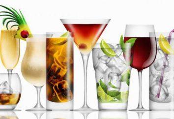 Koktajl z wódki: recepty, dekoracja