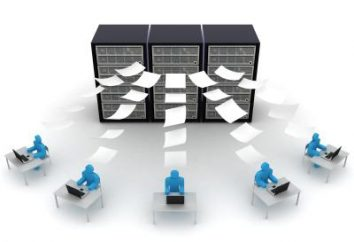 Processus d'information: exemples. L'information et des processus d'information (informatique)