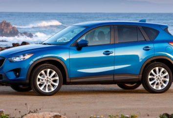"""""""Mazda CX-5"""": die technischen Eigenschaften des beliebten japanischen Autos"""