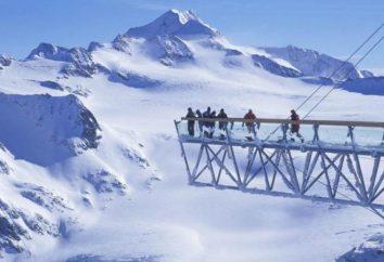 Áustria Sölden (Soelden): estação de esqui