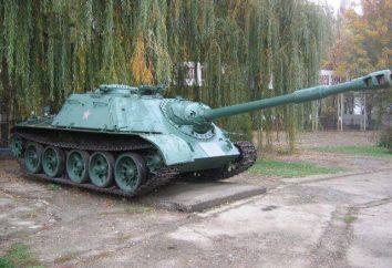 SU – 122-54: parametry techniczne, strefy Breakout, przegląd i zdjęcia
