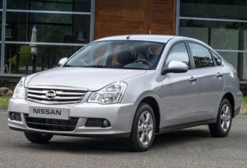 "Description et spécifications ""Nissan Almera"" 2013"