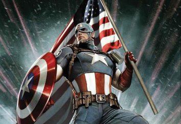 """Le projet de """"Marvel"""": """"Captain America: The First Avenger."""" Acteurs et rôles"""