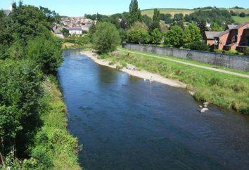 Große Flüsse von Großbritannien