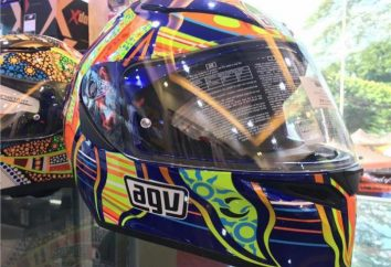 Helm AGV K3: Sicherer Schutz für Motorradfahrer