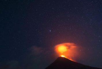Perché il sogno di un vulcano? oneiromancy