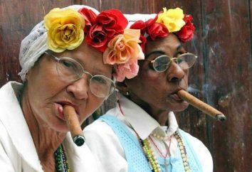 Os melhores charutos cubanos: marcas, classificação, produção