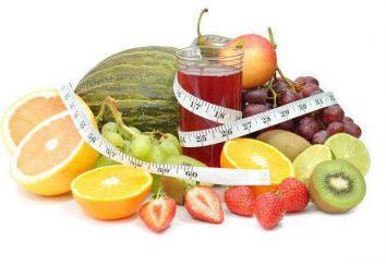 Ungesüßte Früchte in der Ernährung, in Diabetes. Der Zuckergehalt der Frucht: eine Liste von Tabellen