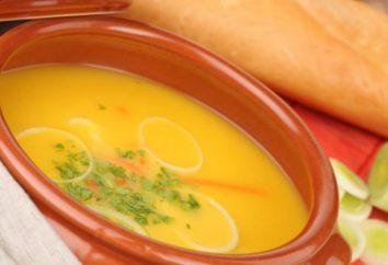 Cucinare una deliziosa zuppa di piselli nel multivarka magra