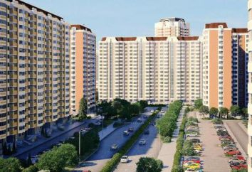 Luberetskiy campo Zona residencial. Luberetskiy campo: una visión general, descripción y comentarios