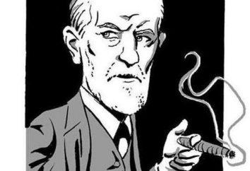 Struktura osobowości według Freuda. Postanowienia podstawowe