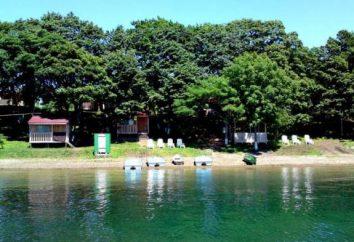 centro de recreação na ilha russo: turistas recomendações