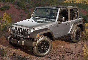 Najfajniejsza jeep. SUV model: charakterystyka, tuning