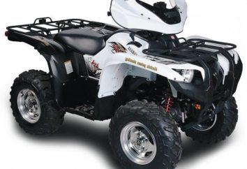 Yamaha Grizzly 700 – kvadrozhizn