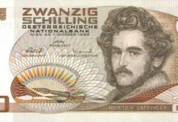 Qu'est-ce qu'un shilling? Signification, histoire