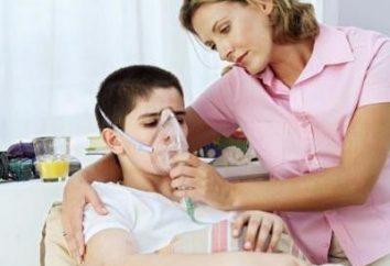 Les symptômes et les signes de la pneumonie chez un enfant