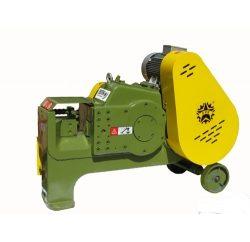 Machine pour le renfort de flexion (machine à cintrer, gibschik T-40, T-42, T-50), Machine à armatures (cisailles) P-40, P-42, P-50