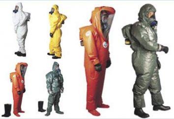 Vêtements de protection: Caractéristiques