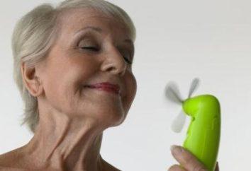 Les premiers signes de la ménopause chez les femmes