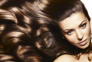 colorant des cheveux « Faberlic »: commentaires, palette de couleurs, manuel