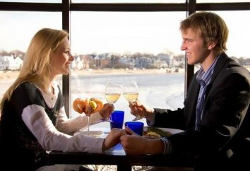 Porady facetów: jak zachować się na pierwszej randce jest poprawna